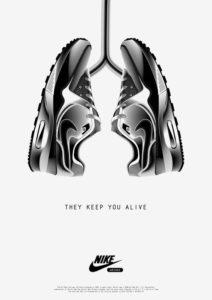 Реклама Найк